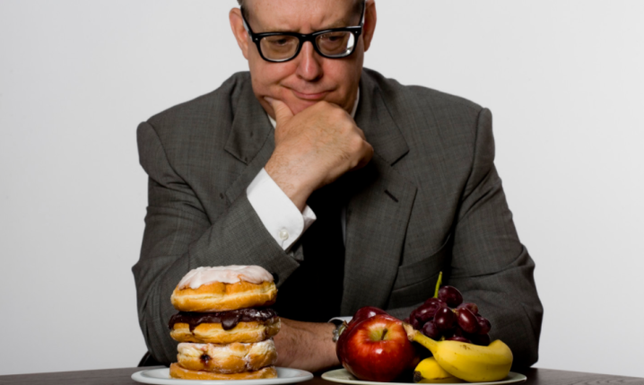 Why is North America so sad? Maybe it's the Standard American Diet(SAD)